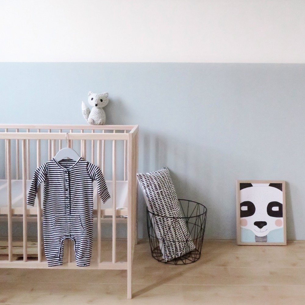 Ikea hack for the nursery   that friday feeling