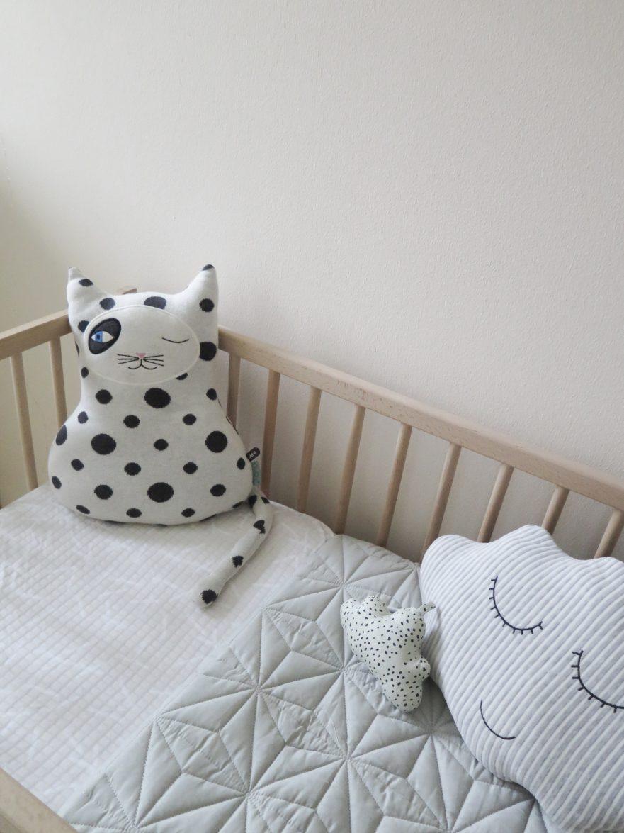 Kijkje in de babykamer nursery